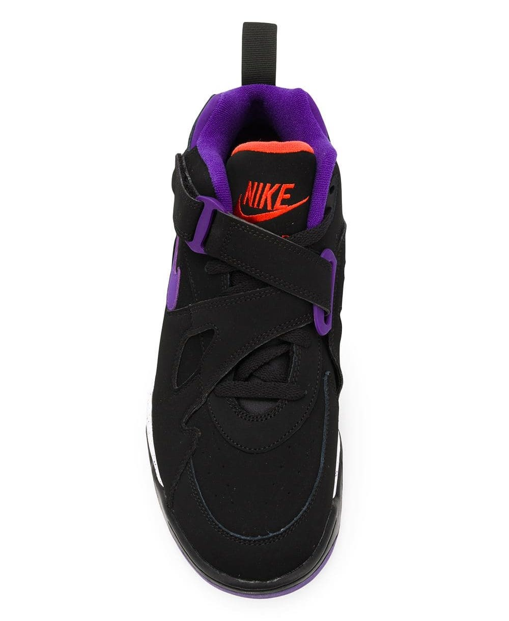 timeless design 0febd 83229 NIKE AIR FORCE MAX CB CHARLES BARKLEY SUNS AWAY SNEAKERS MEN SHOES ...
