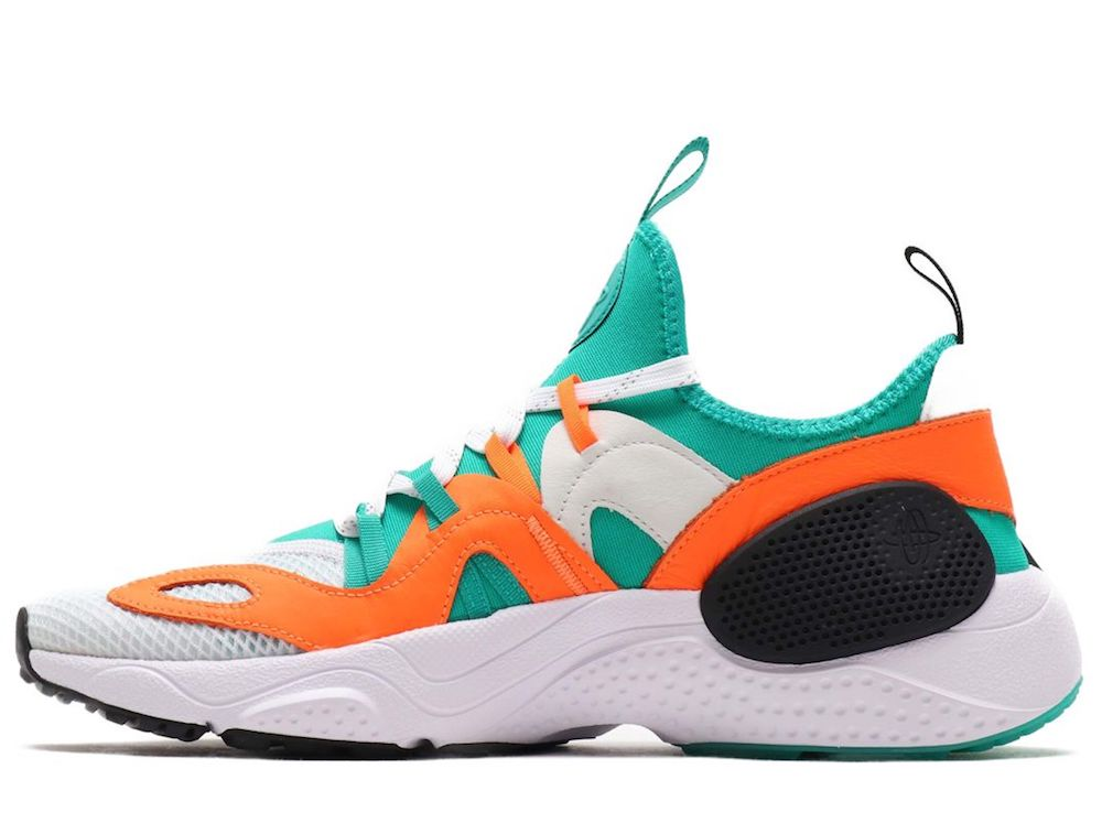 a0d67c13053 NIKE. NIKE. NIKE. Designer Style ID  BQ5206100 IN STOCK Retail Price    200.00. Description Nike Huarache E.D.G.E. TXT QS Sneakers White Clear  Emerald