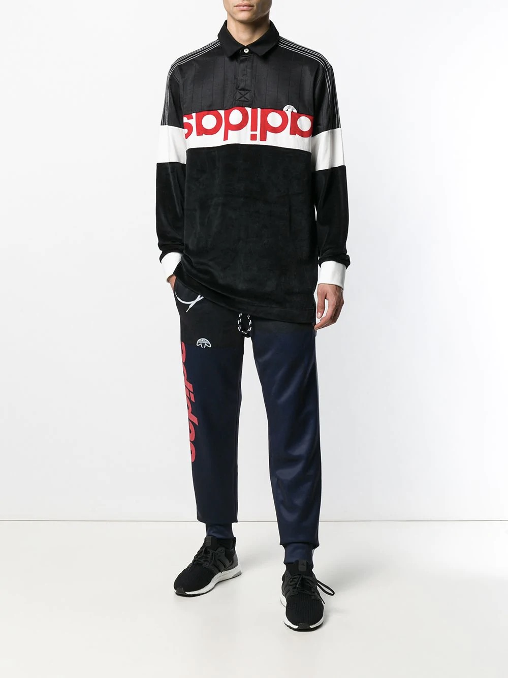 adidas originals by alexander wang disjoin pullover sweat