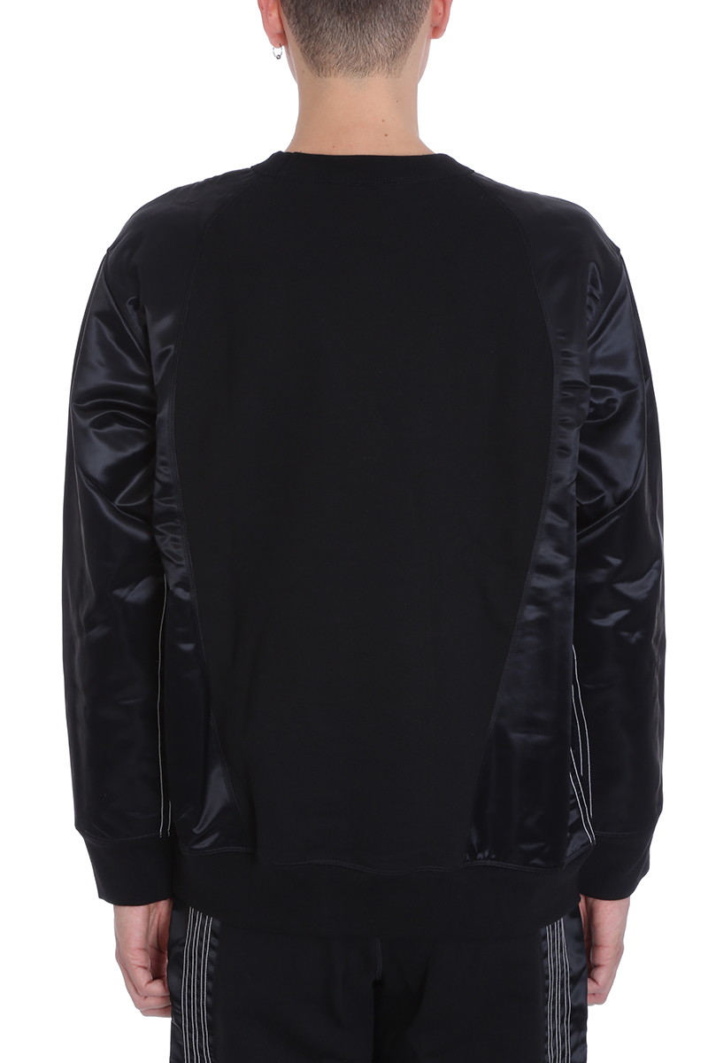 Adidas x Alexander Wang AW Crew Black, Mens Sweatshirts