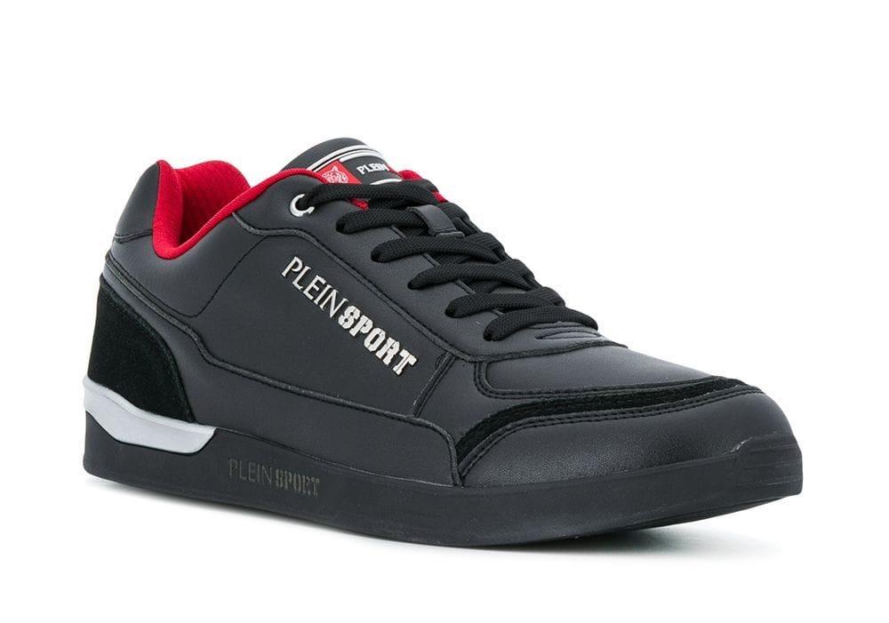 Detalles acerca de Philipp Plein deporte zapatos caballero Checkmate sneakers msc0314sxv001n mostrar título original