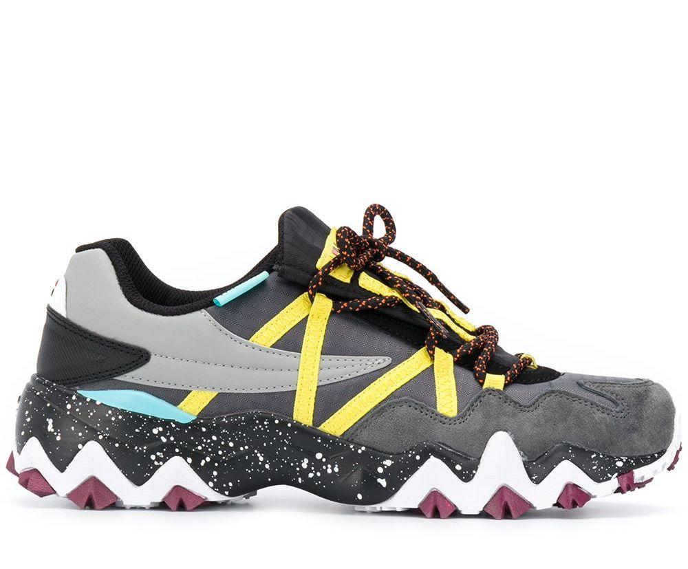 Trail-R CB Castlerock Sneakers