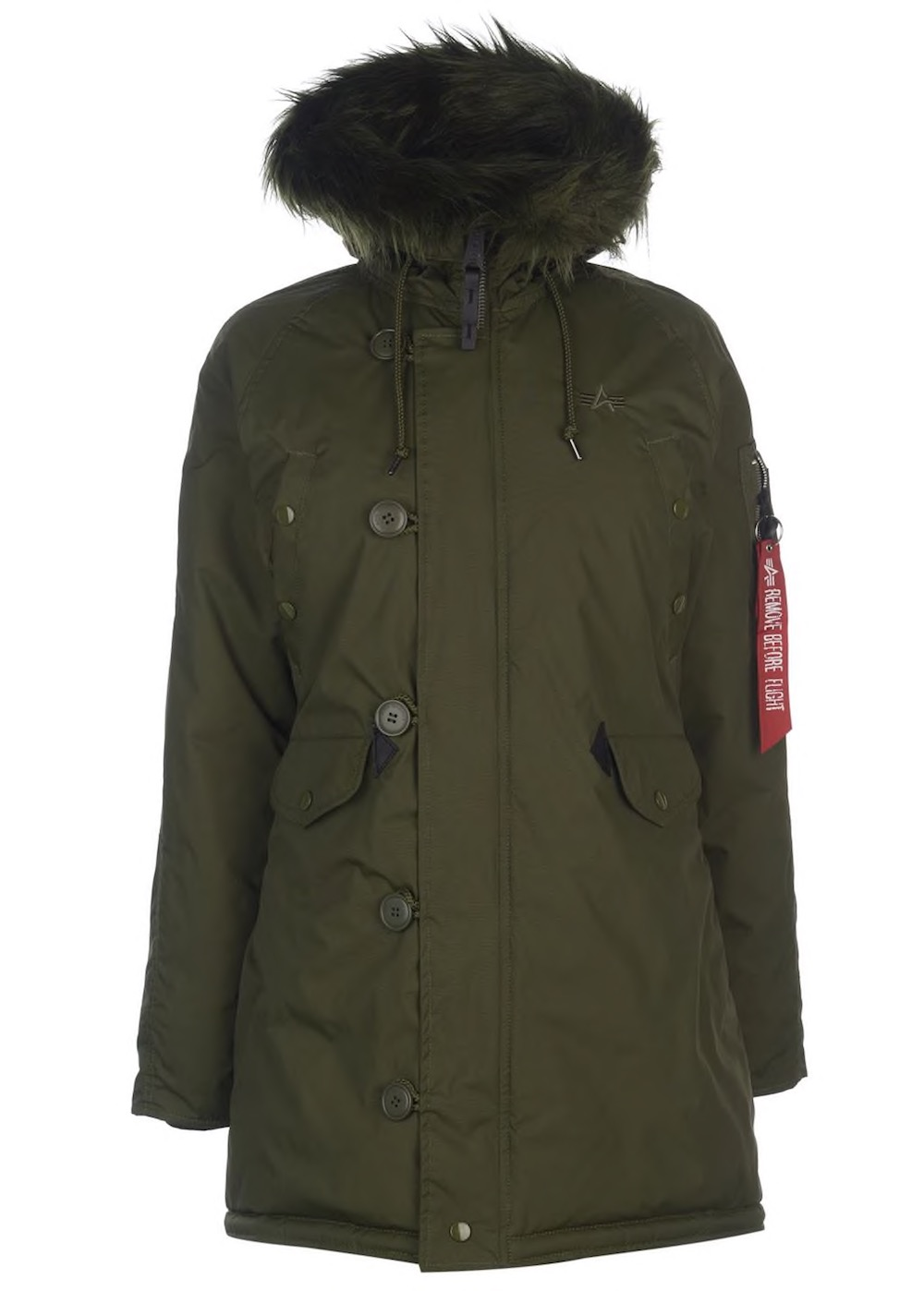 Alpha Industries Damen Jacke N3B VF 59 Wmn Winterjacke Parka Coat XS bis XXL NEU