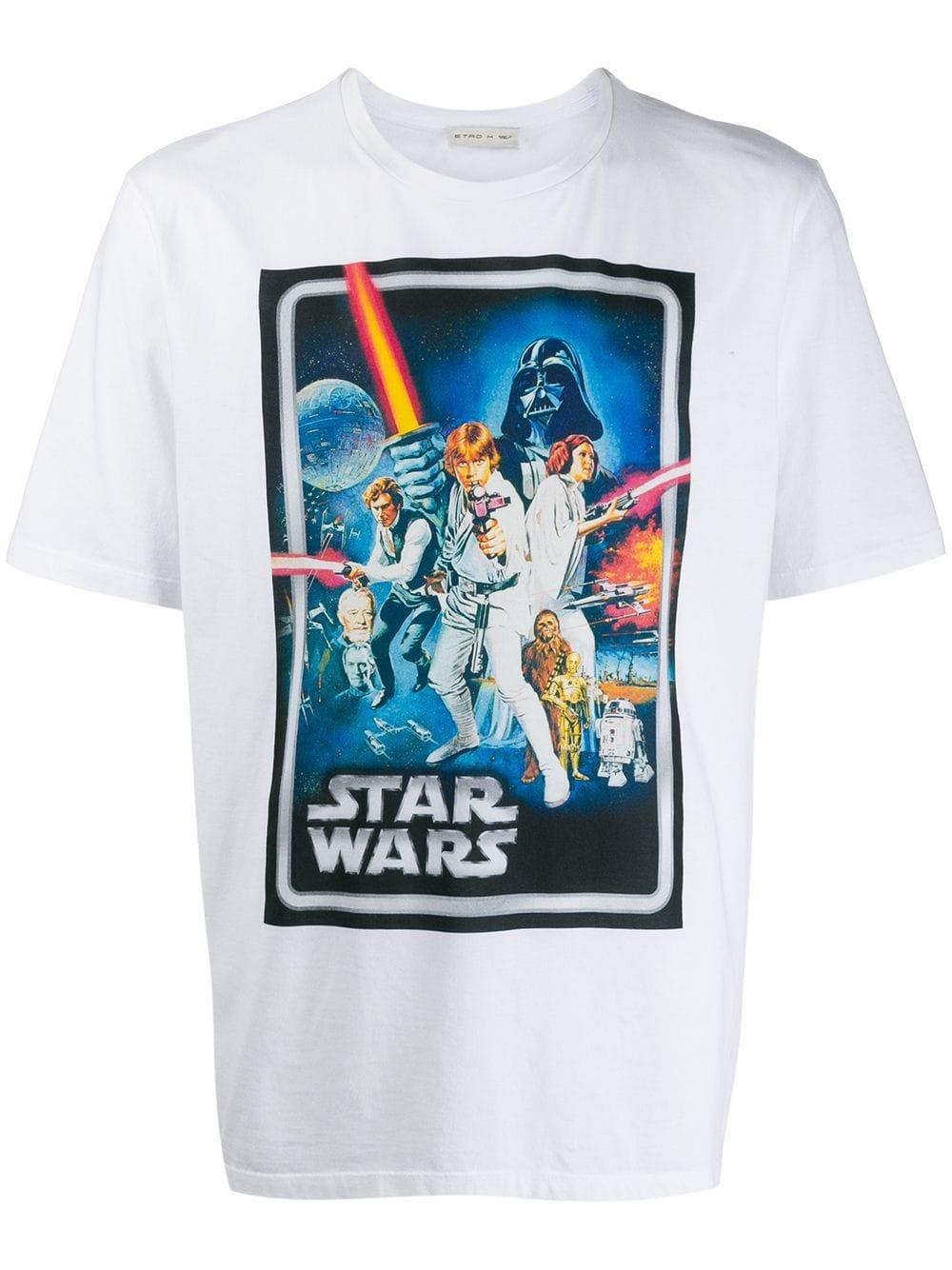 Etro x Star Wars Printed T-Shirt