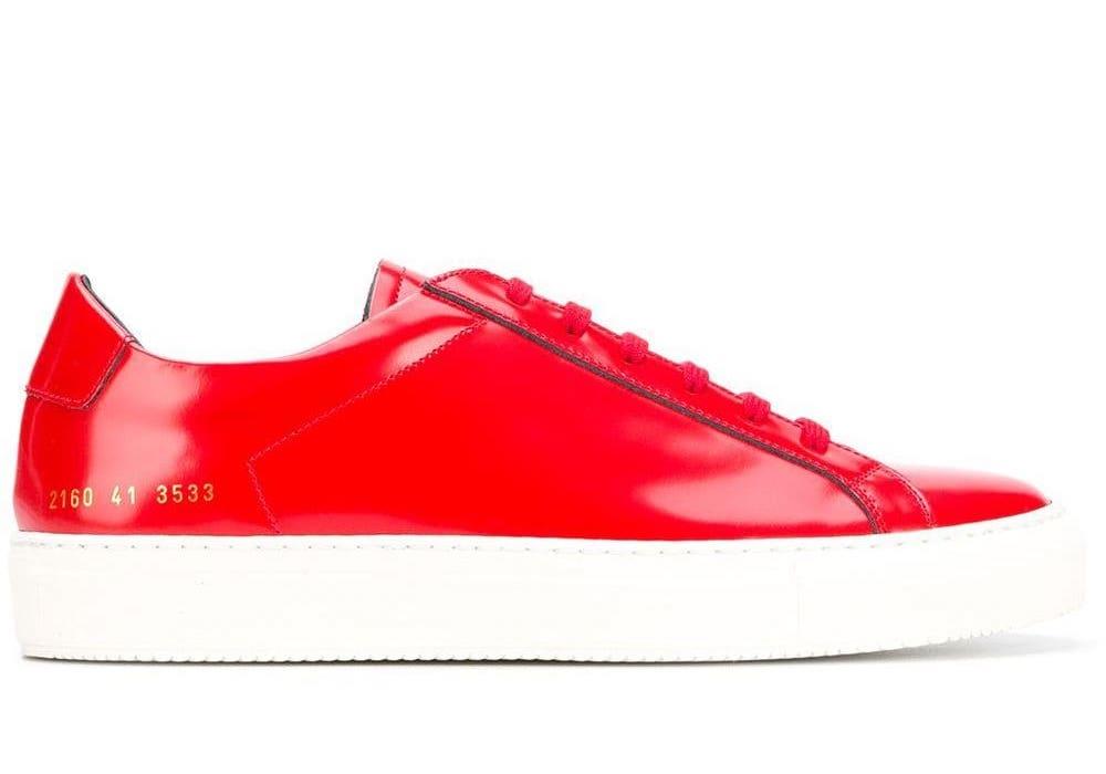Achilles Premium Low Sneakers