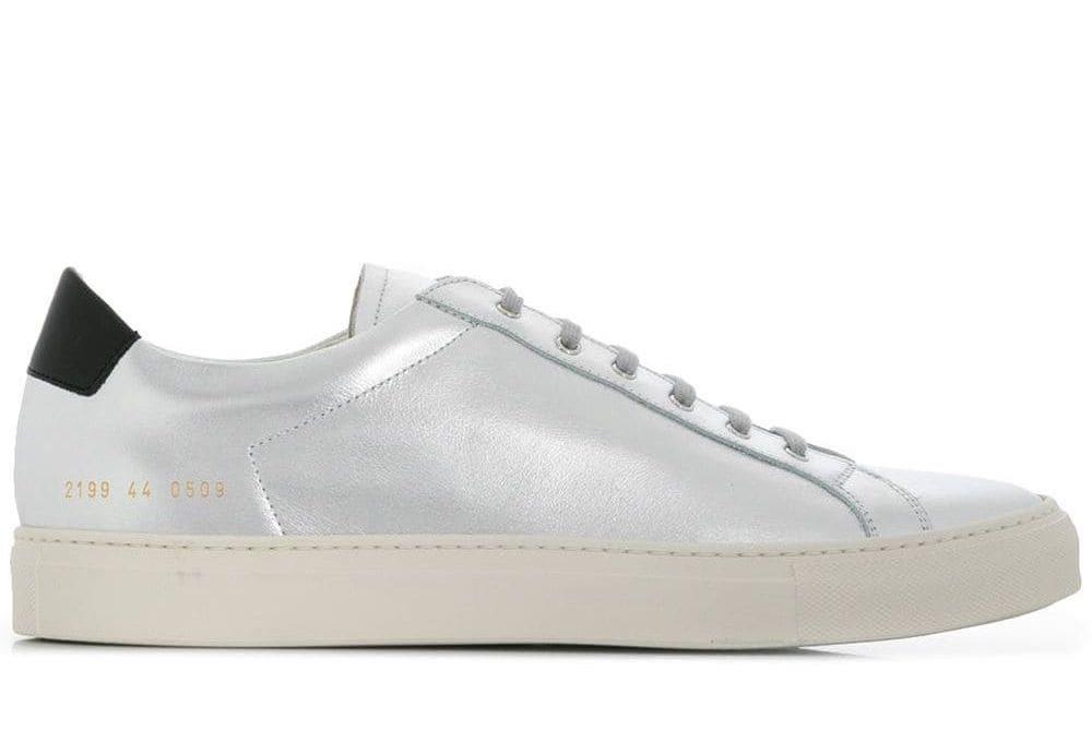 Retro Low Sneakers
