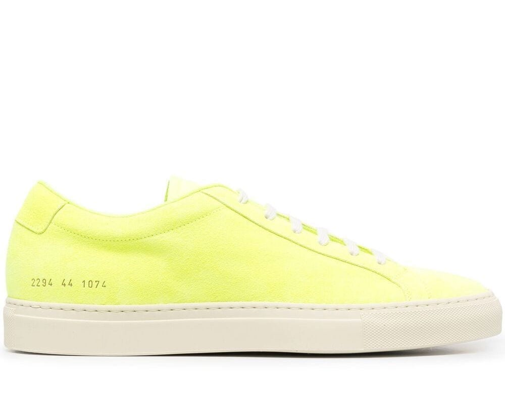 Common Projects Achilles Fluo Sneakers
