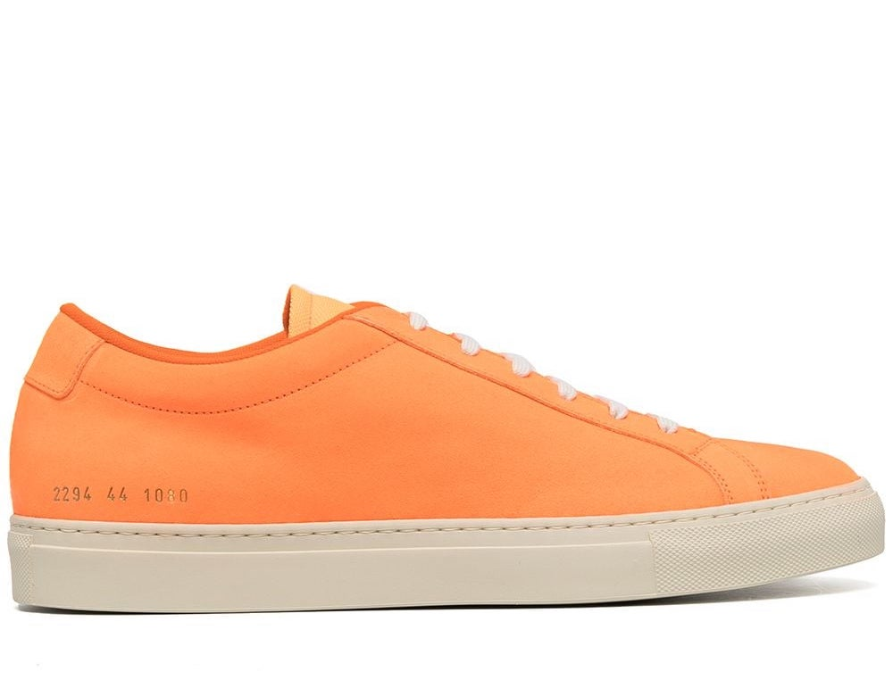 Common Projects Achilles Fluo Sneaker