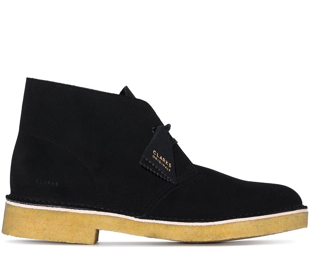 Clarks Wallabee Desert Boots