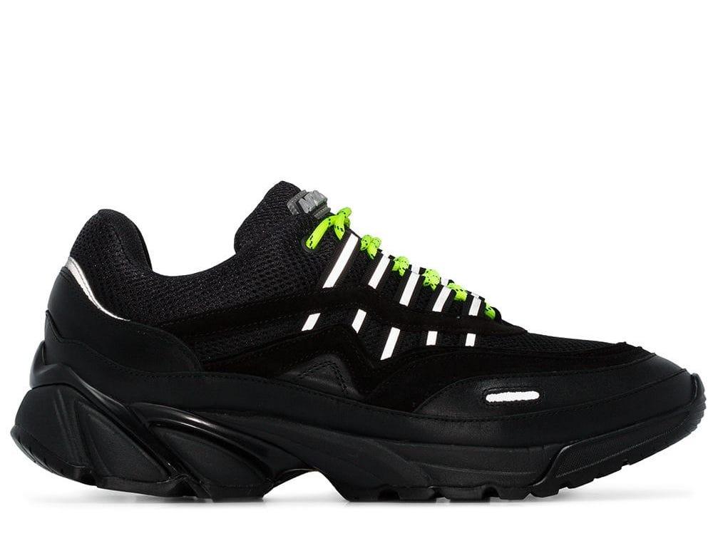 Demo Runner Black Sneakers