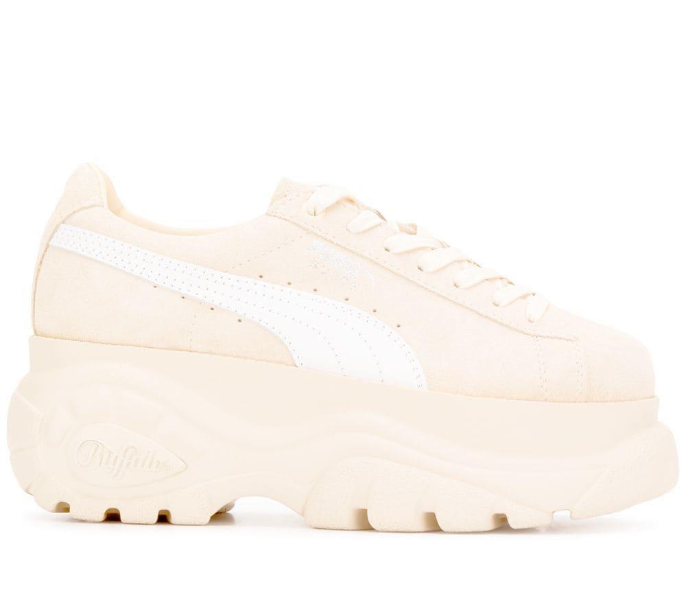 Suede Classic x Buffalo Chunky Sneakers