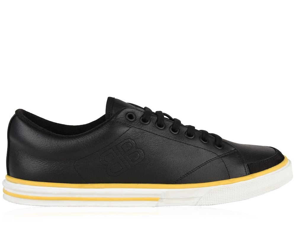 Balenciaga Logo Low Top Sneakers