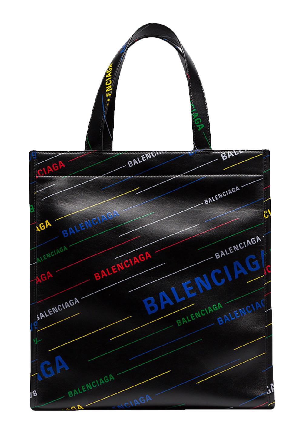 Rainbow Logo Tote Bag