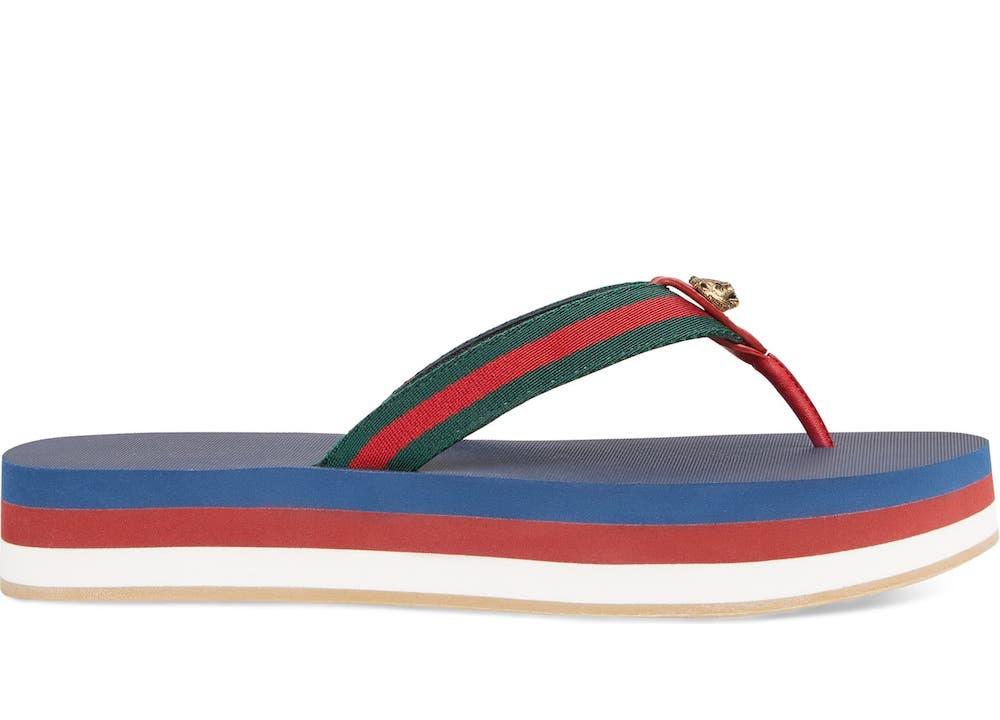 Bedlam Nastro Web Flip Flops Sandals