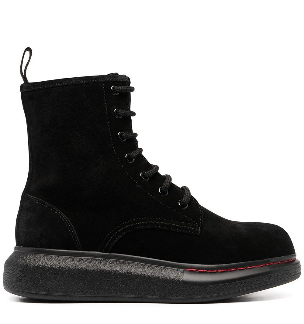 Alexander McQueen Hybrid Chunky Boots