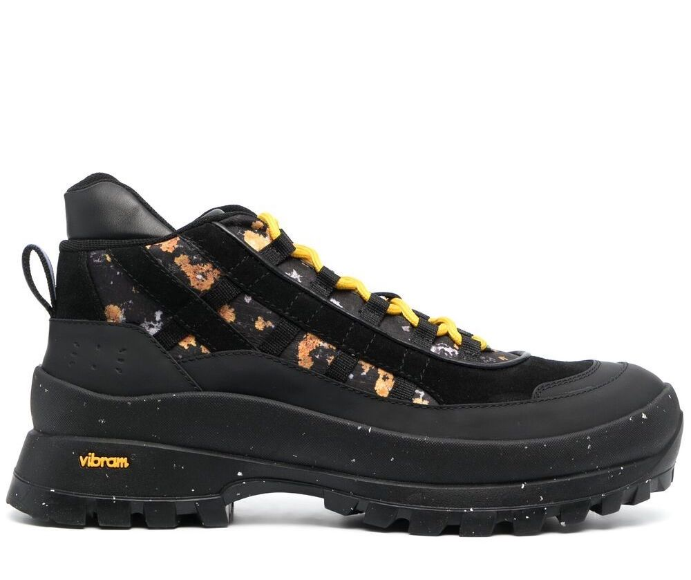 McQ Albion Hiking Boots