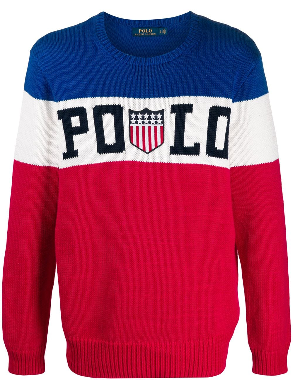 Chariots Of Fire Logo Sweater
