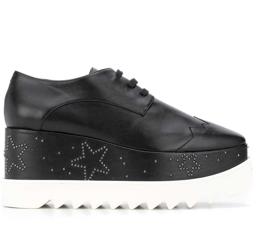 Elyse 80 Platform Lace-up Shoes