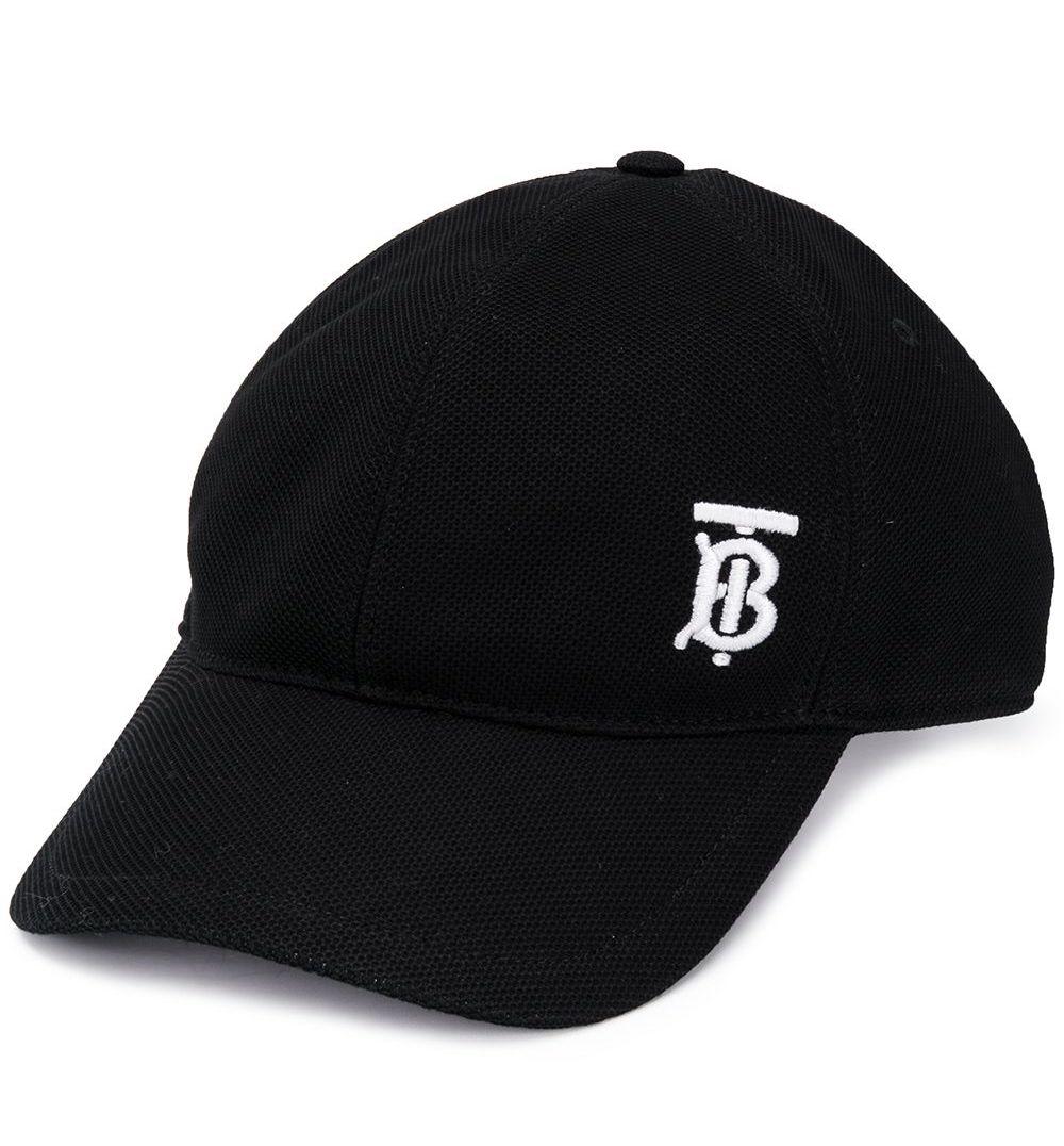 TB Monogram Logo Baseball Cap