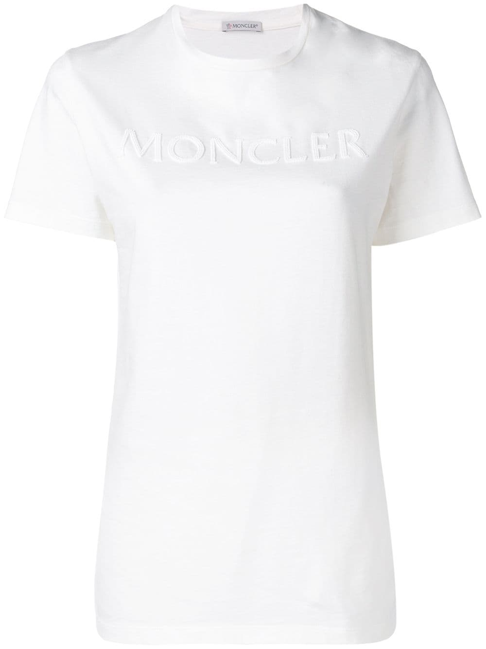 Beaded Logo T-Shirt
