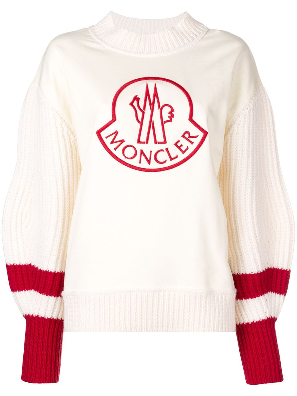 2 Moncler Genius 1952 Logo Sweater