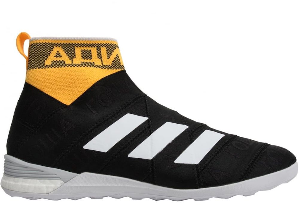 a8db4d931542 Designer Style ID  AC7451 IN STOCK Retail Price   380.00. Description Gosha  Rubchinskiy x Adidas Nemeziz Mid Sneakers