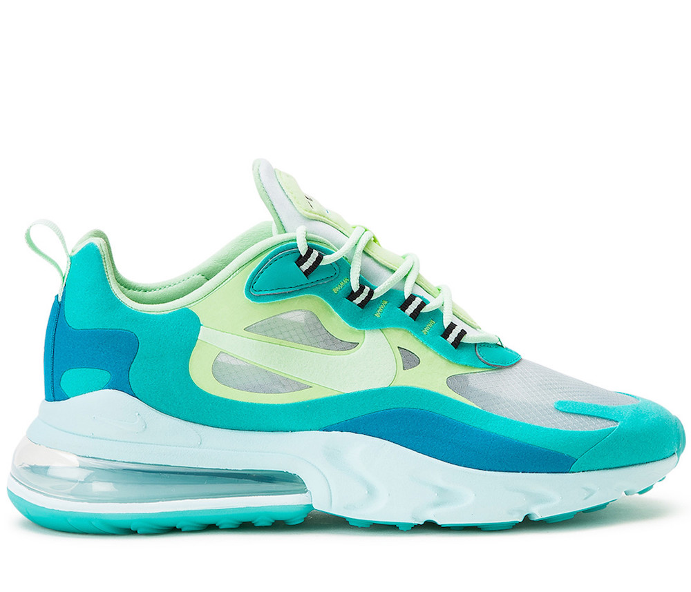 Air Max 270 React Psychedelic Art Sneakers