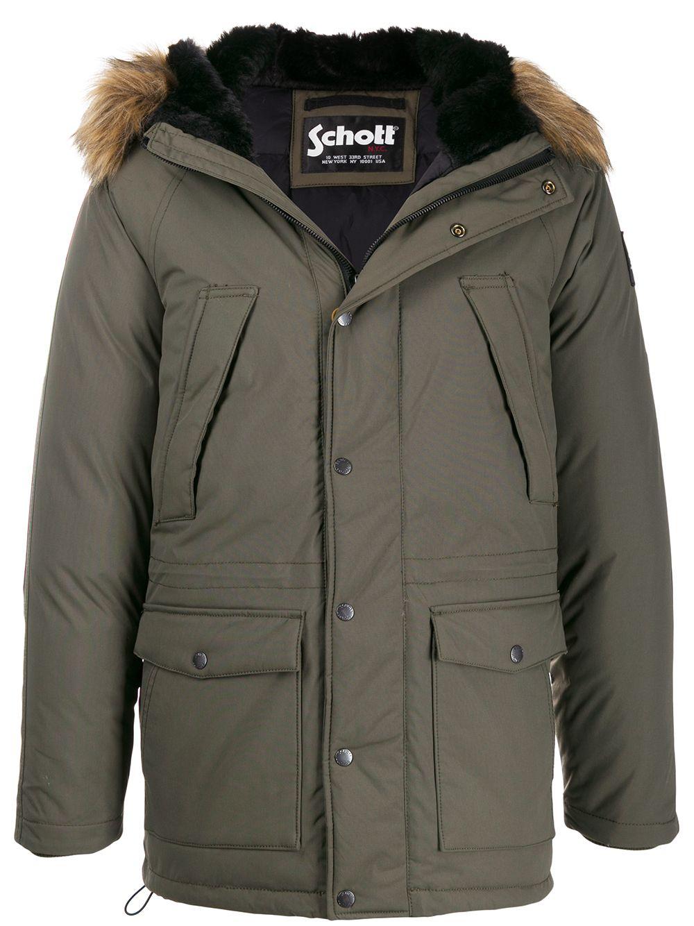 Schott NYC Articax Jacket Homme