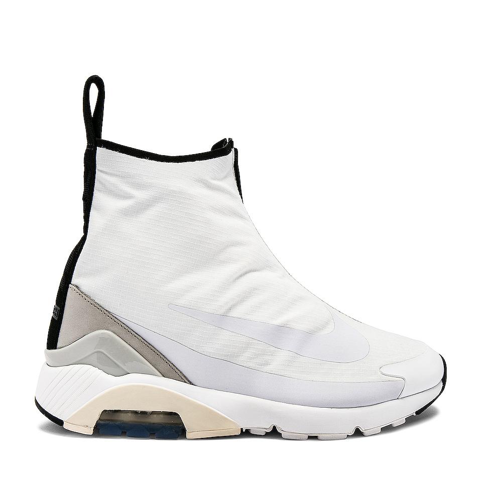 Nike x AMBUSH Air Max 180 HI White Sneakers