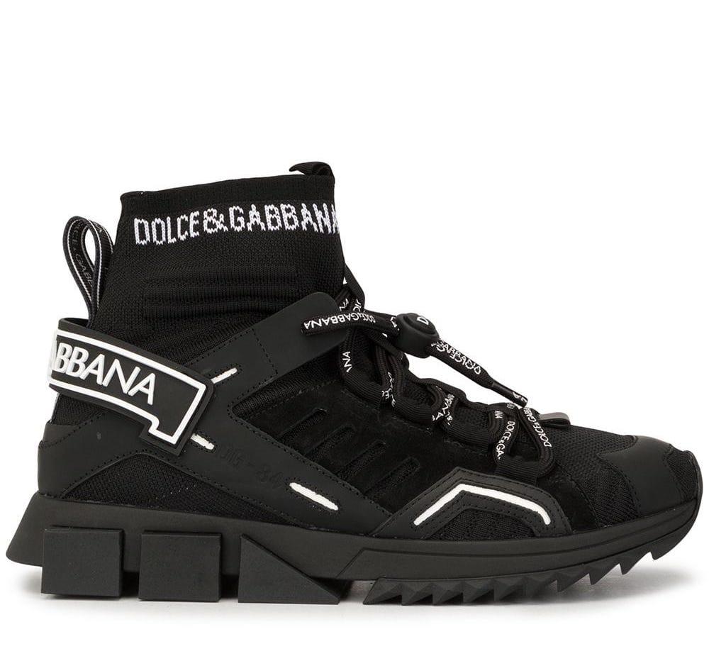 Sorrento High-Top Sneakers