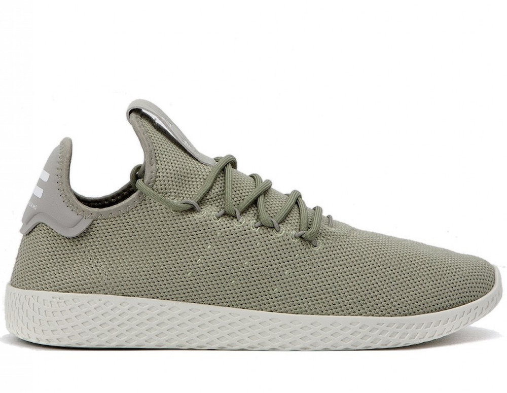 Pharrell Williams Tennis HU Beige Sneakers