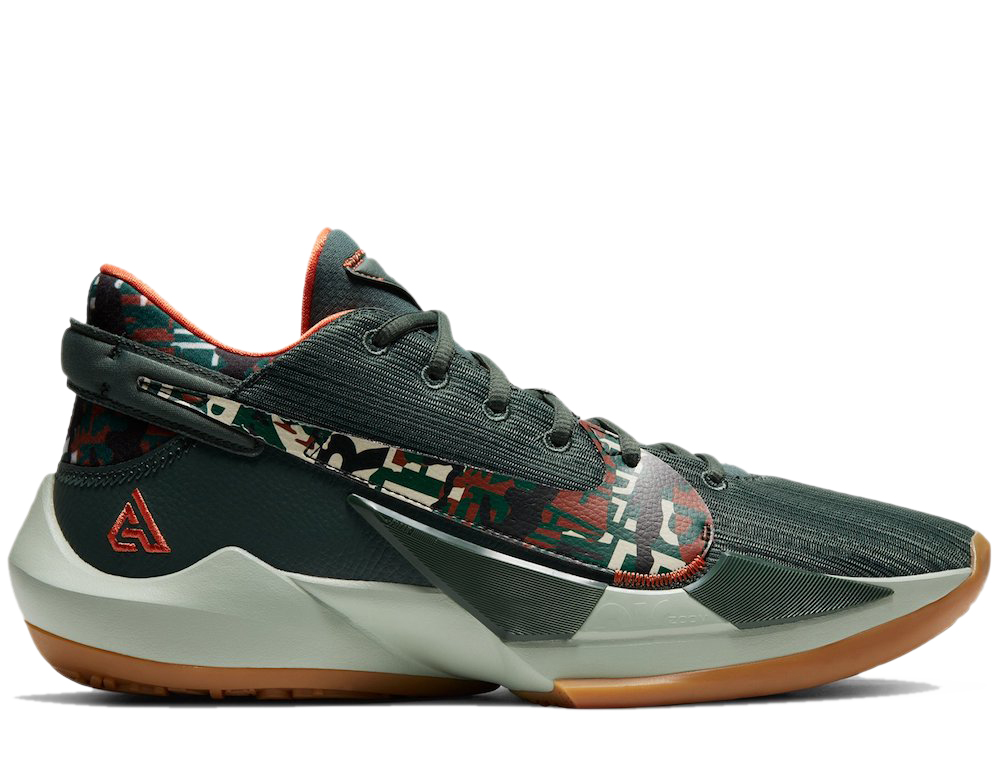 Nike Zoom Freak 2 Ashiko Sneakers