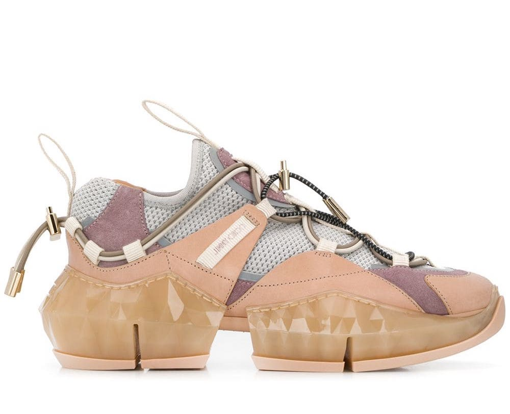 Diamond Trail Sneakers