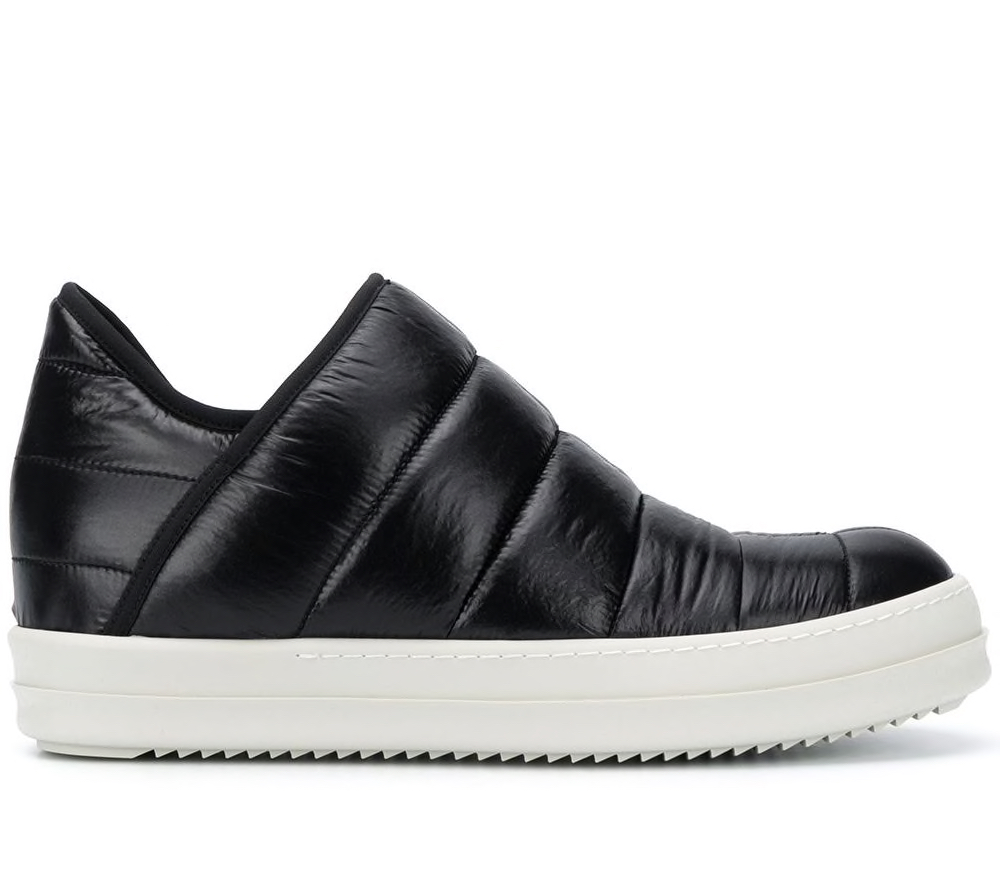 DRKSHDW Quilted Sneakers