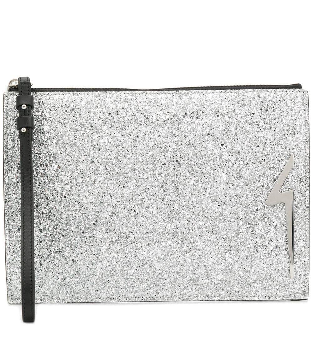 G-Glitter New Thunder Clutch Bag