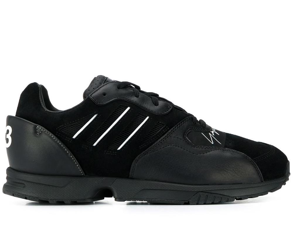 Y 3 Adidas Yohji Yamamoto Zx Run Black White Sneakers Herren Schuhe Ef2558 Ebay
