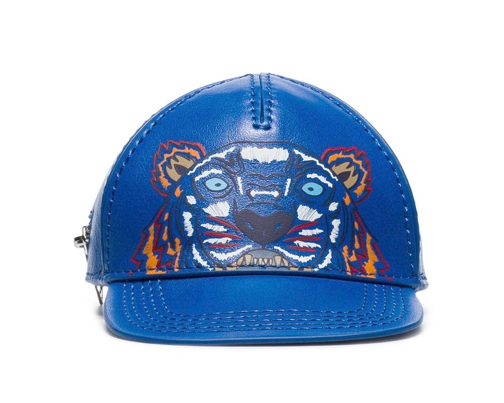 Tiger Logo Hat Coin Wallet