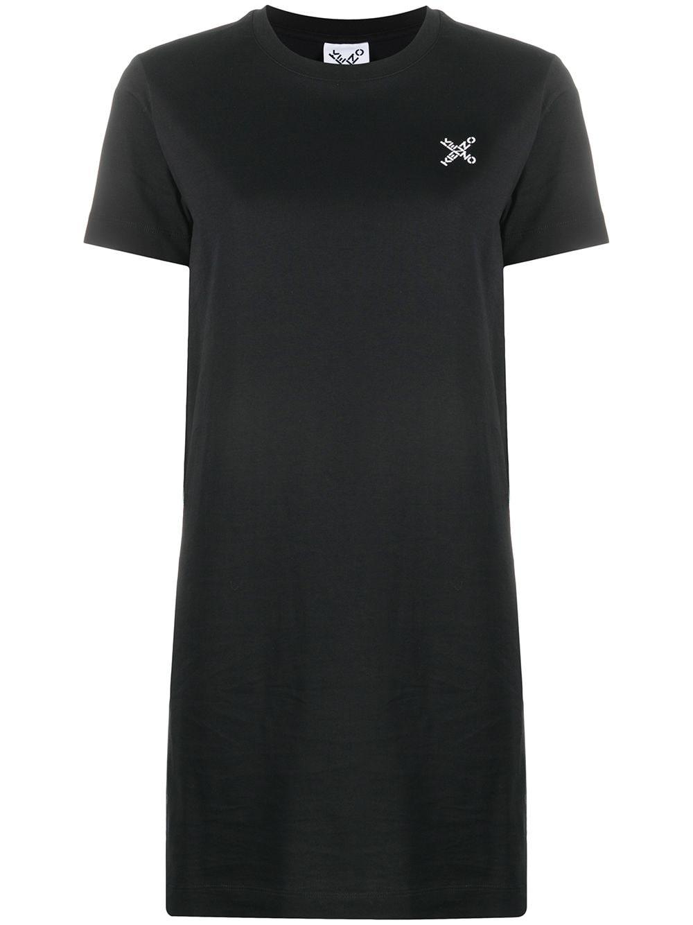 Little X Logo T-Shirt Dress