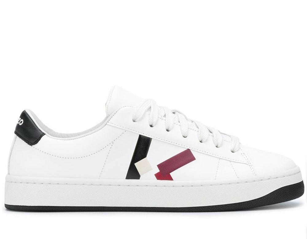 Kenzo Kourt Lace Up Sneakers