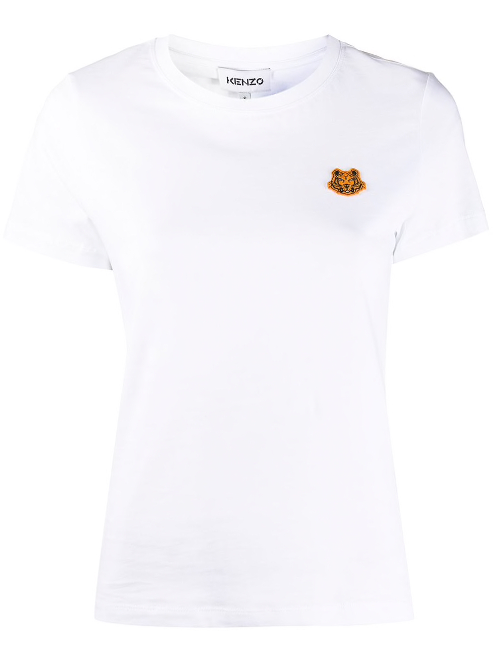 Kenzo Classic Fit Tiger Crest T-Shirt