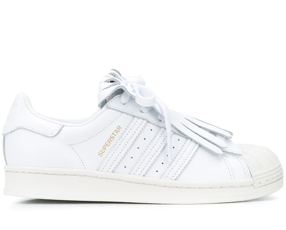 Superstar Fringe Sneakers