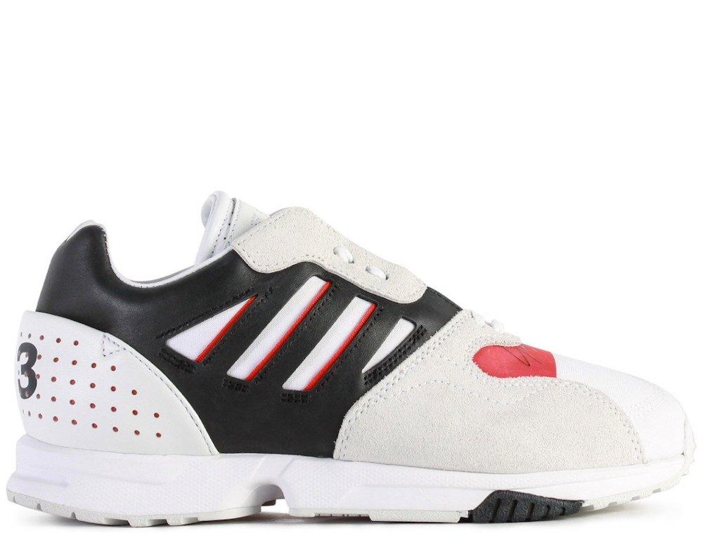 Y 3 Adidas Yohji Yamamoto Zx Run White Black Sneakers Herren Schuhe G54063 Ebay