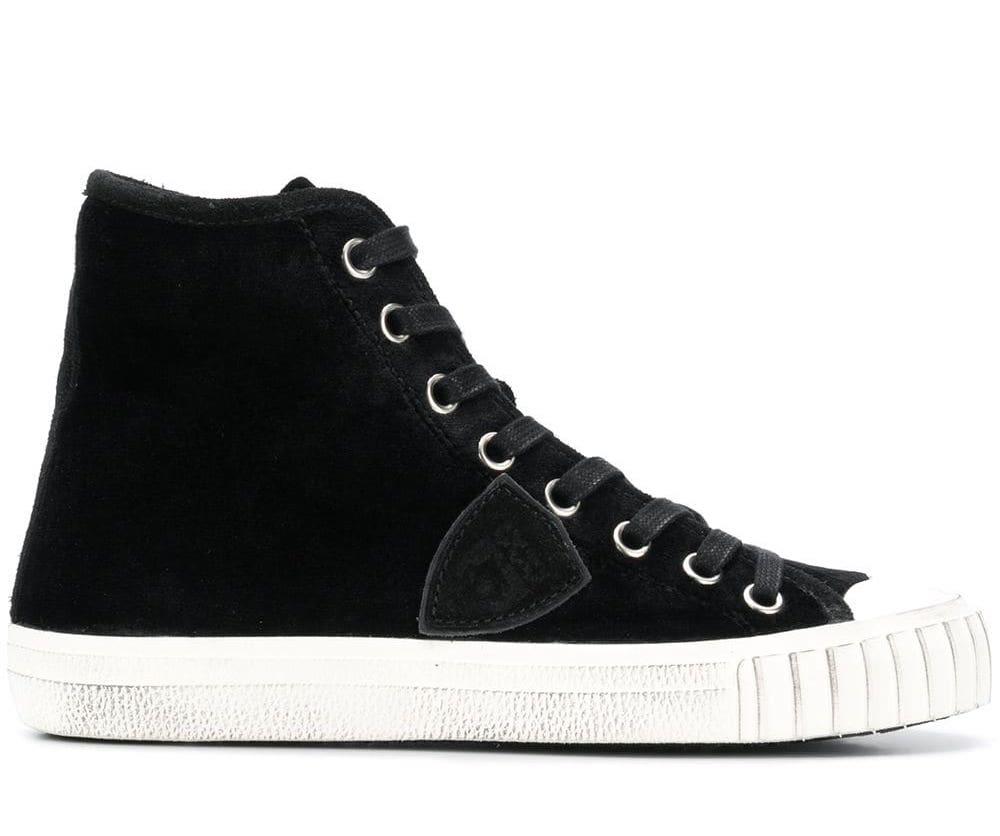 Gare Hi-Top Sneakers
