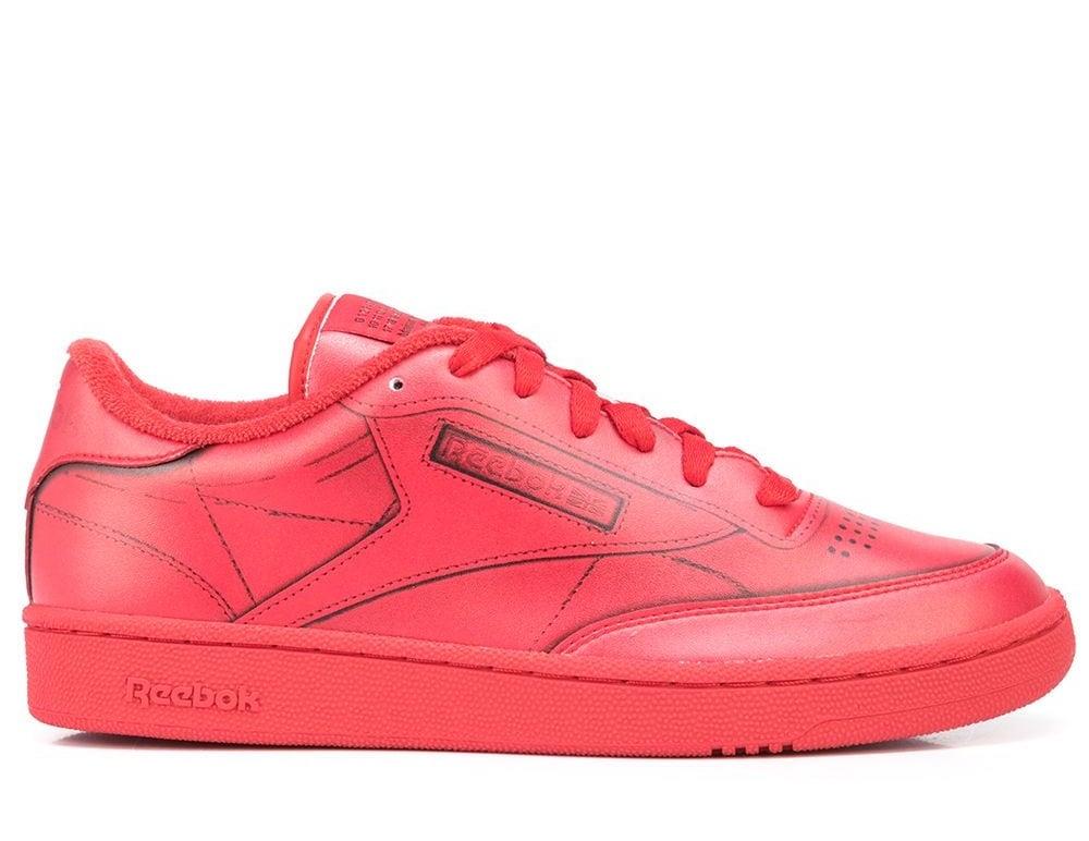 Maison Margiela x Reebok Project 0 CC TL Sneakers