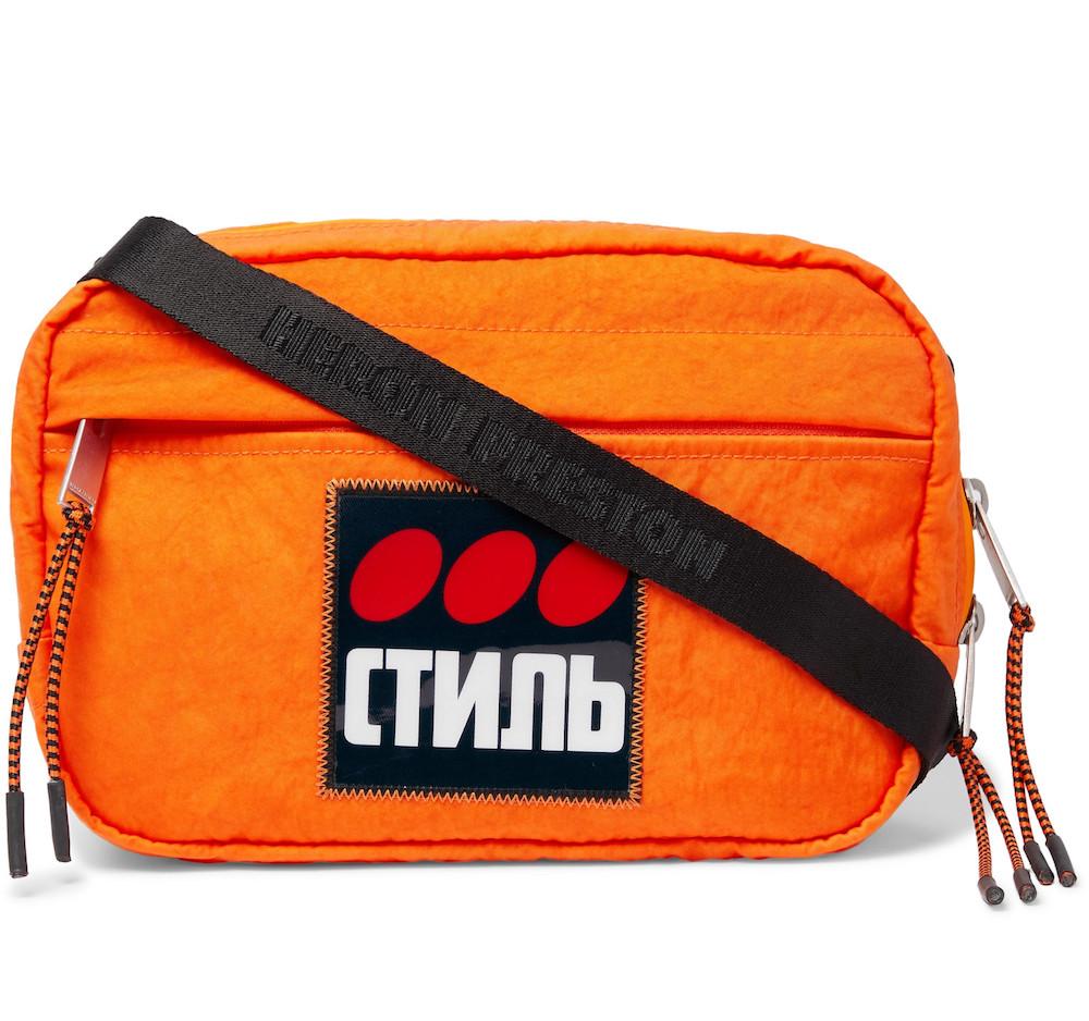 CTNMB Logo Camera Bag