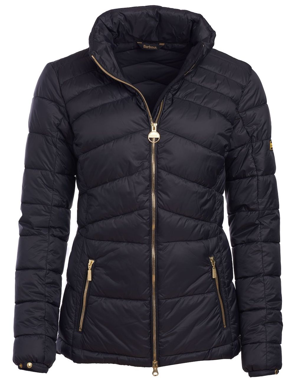 League Quilted Jacket