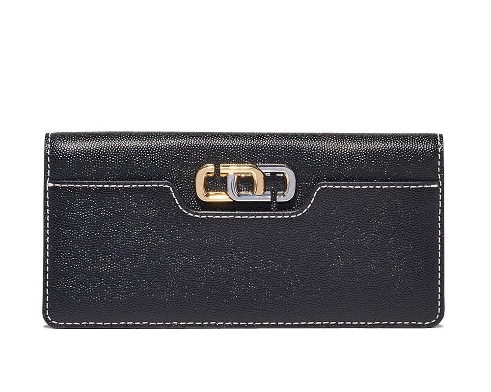 Marc Jacobs The J Link Black Wallet