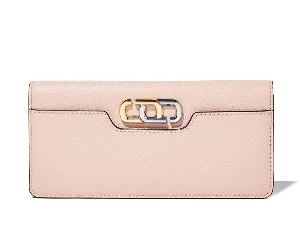 Marc Jacobs The J Link Apricot Wallet