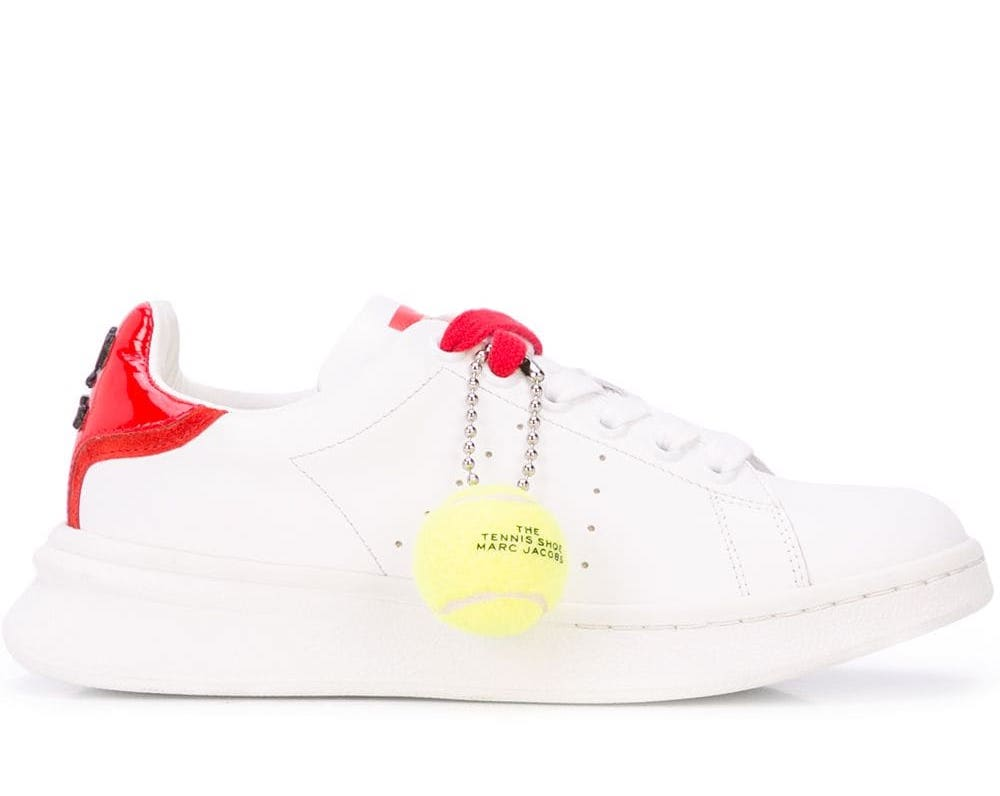 Marc Jacobs The Tennis Sneakers