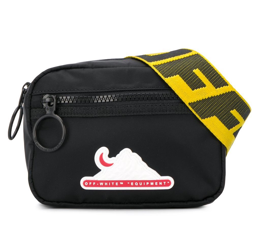 Equipment Logo Bum Bag Fanny Pack